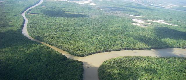 delta do parnaíba ilha das canárias