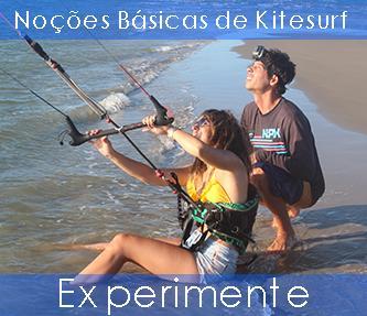 Aulas de kite surf
