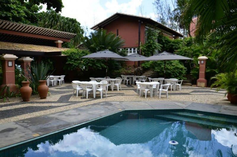 Aimbere Eco Resort em Luís Correia Piauí