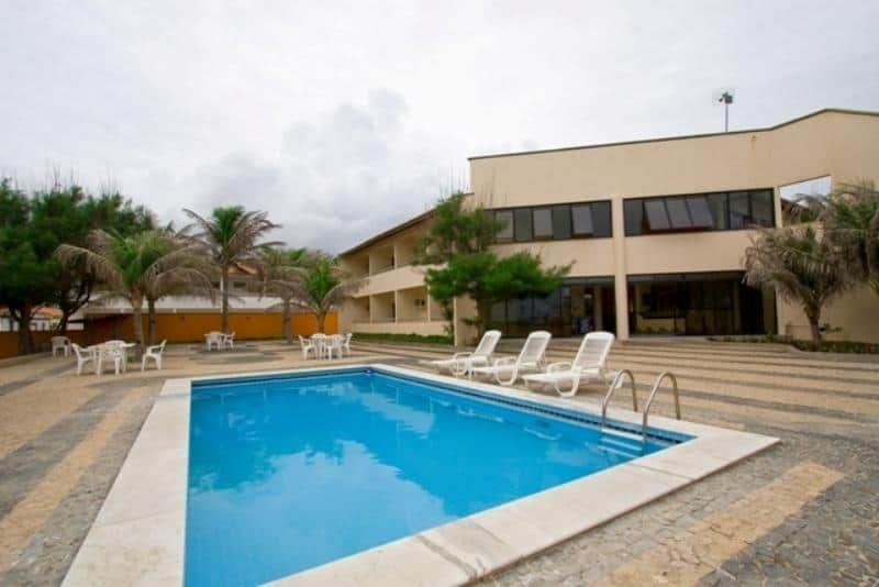 Hotel Amarração em Luís Correia