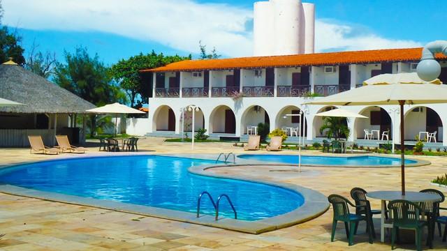 Rio Poty Hotel em Luís Correia