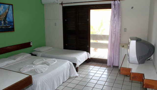 Hotel Balneário Atalaia