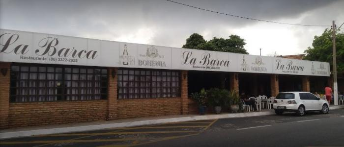 Restaurante La Barca - Restaurantes em Parnaíba