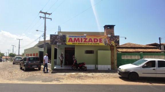 Churrascaria Amizade -Restaurantes em Parnaíba