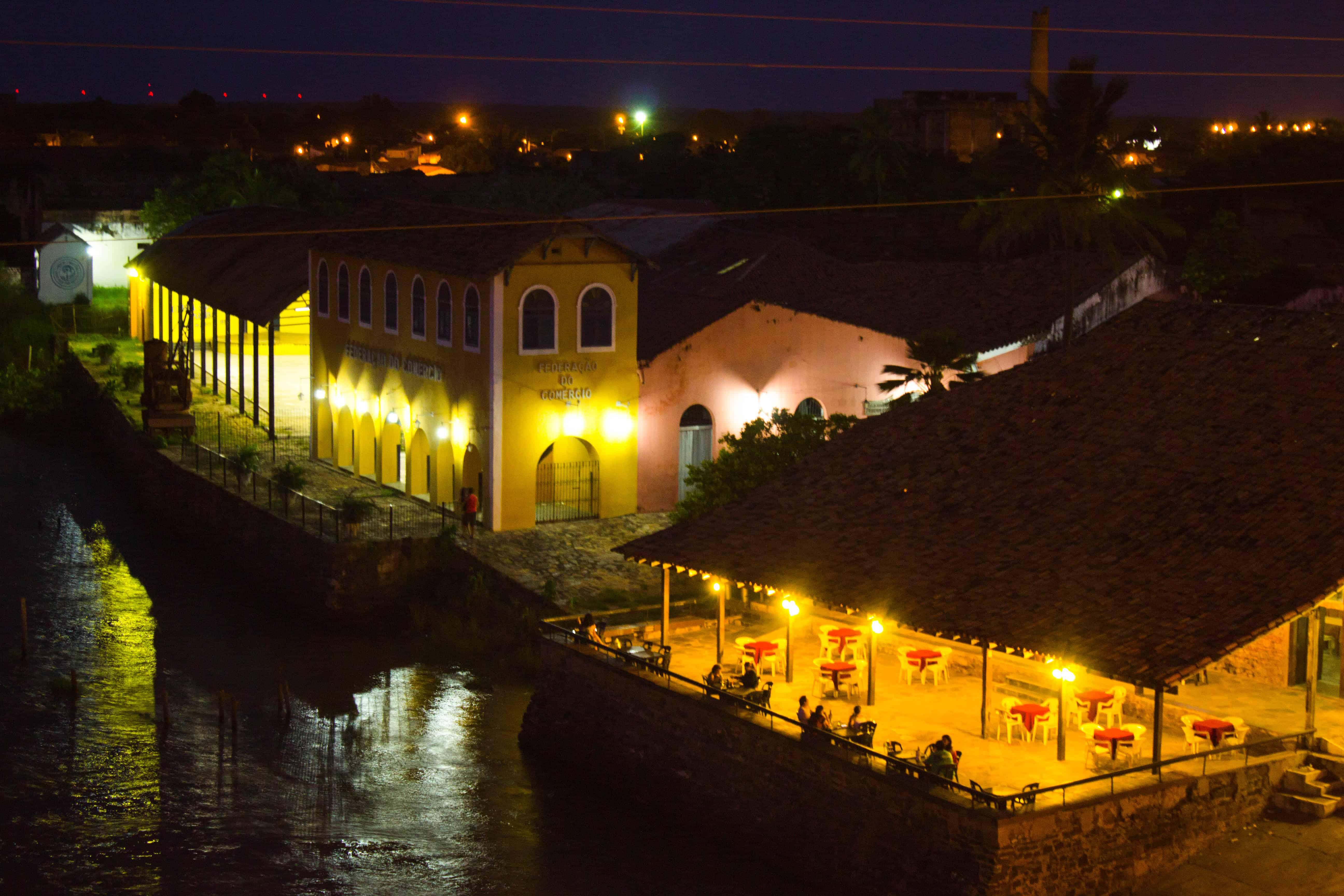 Porto das Barcas - Parnaíba-PI